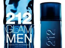 212 Glam Men de Carolina Herrera colonias baratas