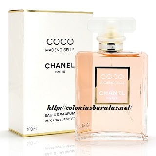 Coco Mademoiselle de Chanel, en colonias baratas.net